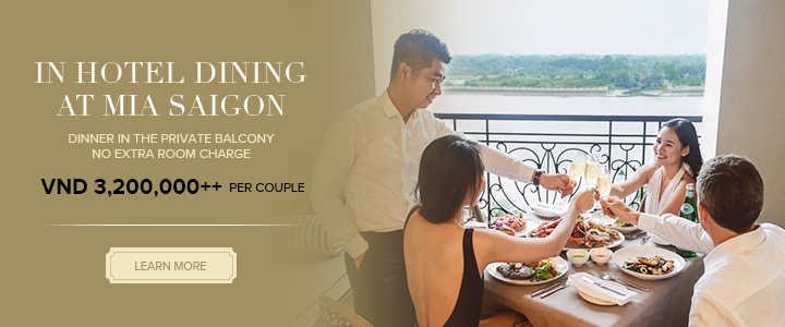 In-hotel Dining Experience at Mia Saigon Popoup 2