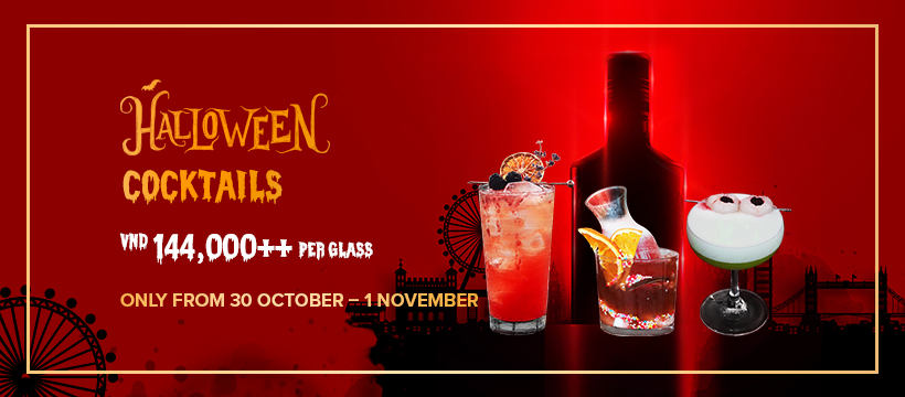 Halloween Cocktails at Gin on 8